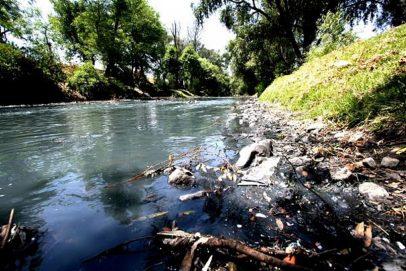 Veracruz: Alcalde construirá drenaje que contaminará el río en Tecolutla  (Vanguardia)