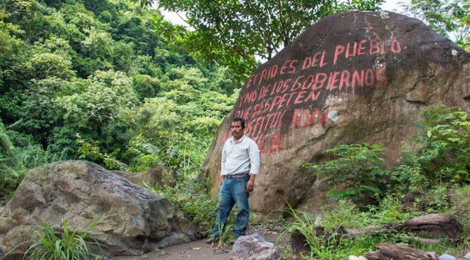 Juez niega amparo a indígenas de Puebla, les quita su agua y la da a una hidroeléctrica de Walmart (