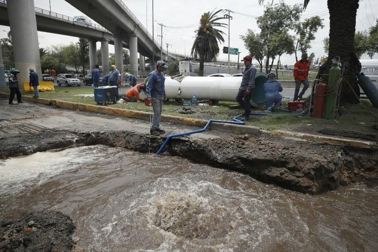 Eda Mex: Perforarán pozos en Ecatepec para mejorar suministro de agua (La Jornada)