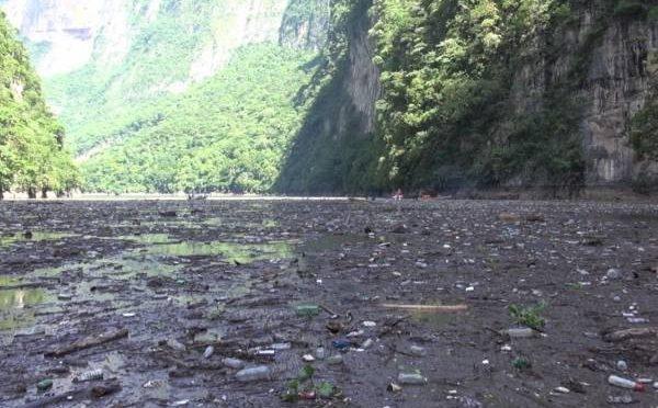Chiapas: Recibe sumidero residuos de 16 municipios del estado (NVI noticias)