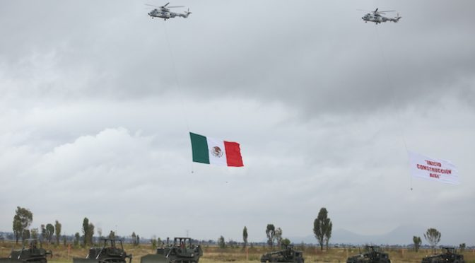 Edomex: Pueblos cercanos a Santa Lucía temen que el Aeropuerto chupe su agua, pero no los escuchan (Sinembargo)