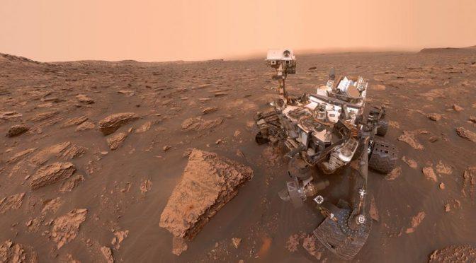 Marte tuvo grandes lagos de agua salada en el pasado (La Vanguardia)