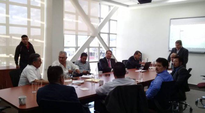 Hidalgo: Proponen uso de tecnología en exploración de mantos acuíferos (Nueva Imagen)