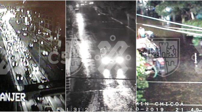 CDMX: Lluvias provocan inundaciones en el sur; carretera Picacho Ajusto queda bajo el agua (Sinembargo)