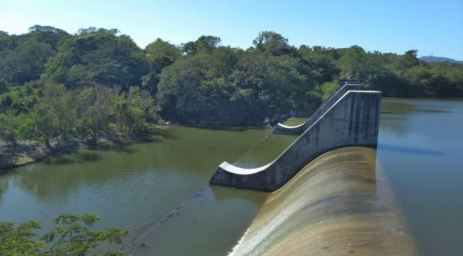 Veracruz: Está a punto de desaparecer la presa Moralillo en Cerro Azul (Vanguardia)