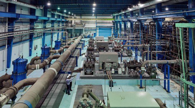 Arabia Saudita: ¿Cuánto cuesta desalinizar el agua que necesita el mundo? (The New York Times)
