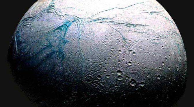 Saturno: El agua de Encélado (El País)
