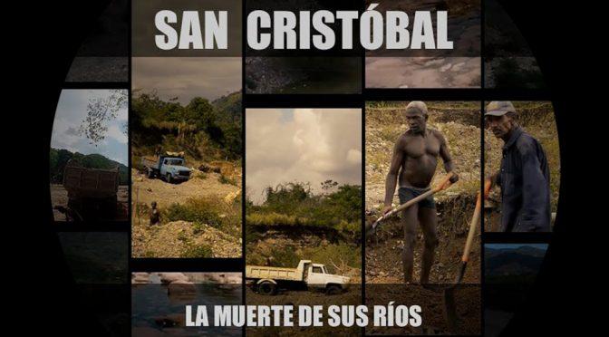 República Dominicana: San Cristóbal, la muerte de sus ríos (Teorema Ambiental)