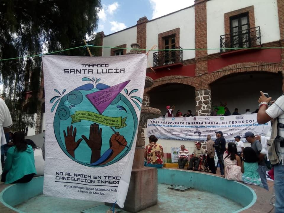 Edomex: Realizan segunda caravana de los pueblos en defensa del agua (El Portal de Chicoloapan)