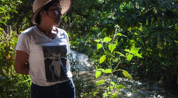 Puebla: Guardianas del río Metlapanapa (Pie de Pagina)