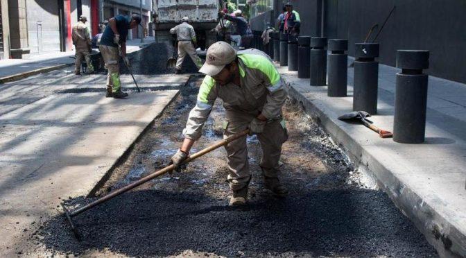 CDMX: Proponen que vialidades sean de pavimento permeable (Milenio)