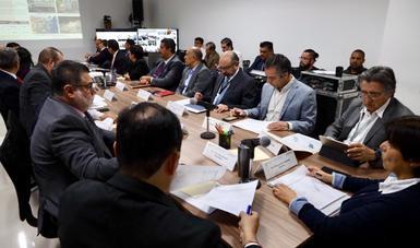 México: Informe semanal del Comité Nacional de Grandes Presas (Gobierno de México)