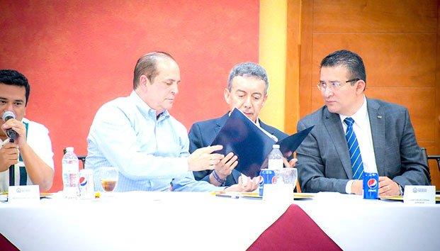 Coahuila: Presentan avance de estudio hidrológico (Zócalo)