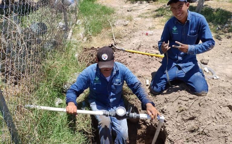 Coahuila: en Francisco I. Madero el desabasto de agua va a la baja: Abel Merari Ramírez Rodríguez (El Sol de la Laguna)
