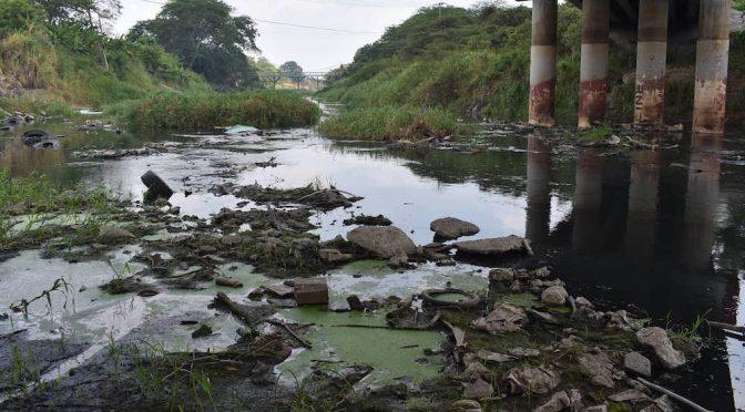 Tabasco: Aguas negras y basura matan al Viejo Mezcalapa (Novedades de Tabasco)