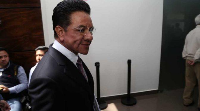 Hidalgo: Urge Benjamín Rico crear la Secretaría del Agua (Milenio)