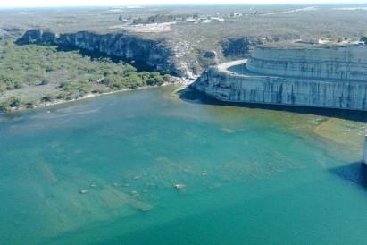 Veracruz: Se seca la presa Falcón (Primera Hora)