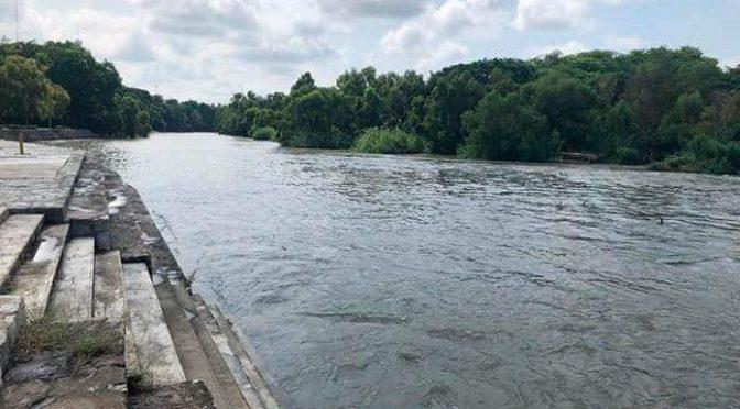 San Luis Potosí: Sube el nivel del río Valles a 1.31 metros (Pulso)