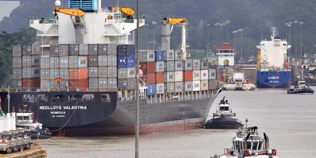 Desalinización, opción que estudia el Canal de Panamá para garantizarse agua (EFE: Verde)