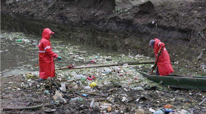 Edomex: Retira CAEM cerca de 4 mil toneladas de basura durante la temporada de lluvia 2019 (El Informante)