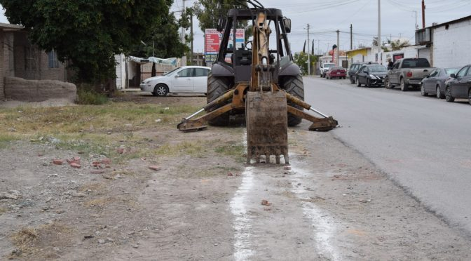 Coahuila: En marcha ampliación de red de agua en Madero (Noticias de el Sol de La Laguna)