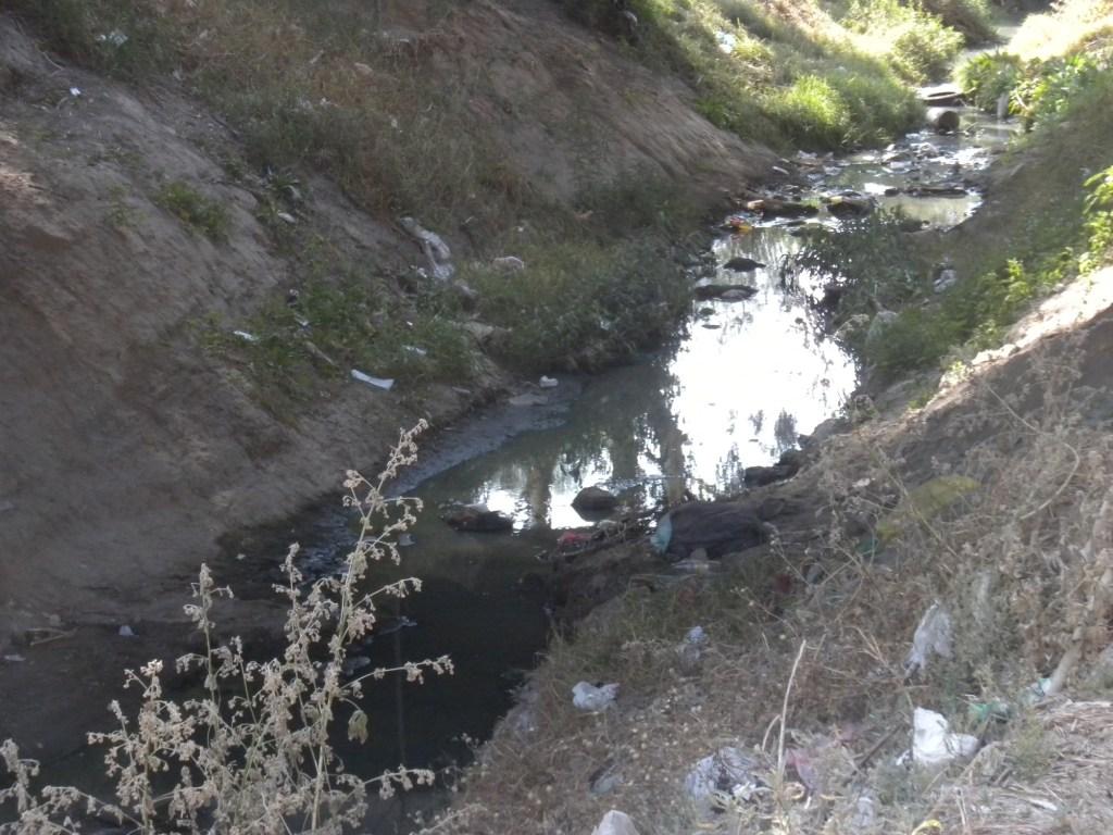 La contaminación del agua superficial en la cuenca del río Texcoco, México