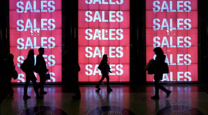 El consumismo que promueve el Black Friday amenaza el planeta (Retina)
