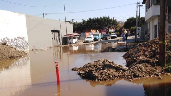 Colonias de Tijuana que se quedarán sin agua este viernes (San Diego Red)