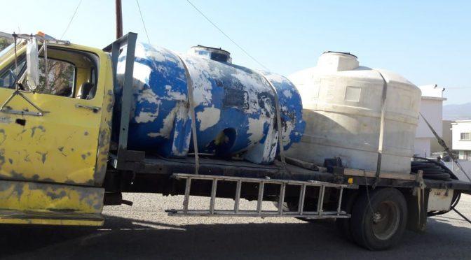 Baja California: Surge emprendimiento ante falta de agua (Cadena Noticias)