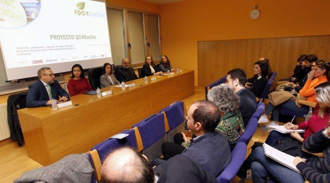España: Un dispositivo 'made in Lugo' medirá lo que contamina la industria textil (El progreso)