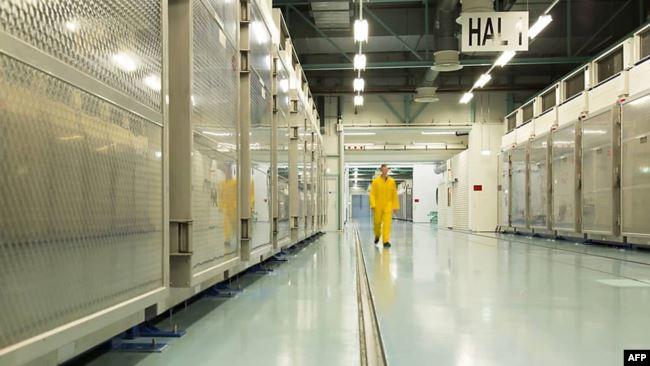 Existencia de agua pesada de Irán excede límite autorizado: AIEA (VOA)