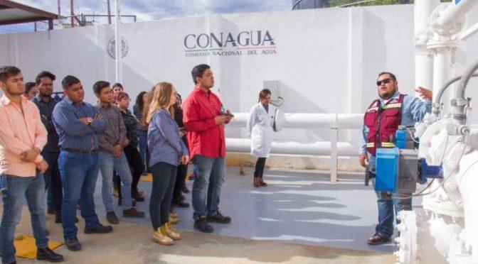 Durango: Estudiantes de Ingeniería Ambiental conocen proceso de remoción del arsénico (Extra de La Laguna)