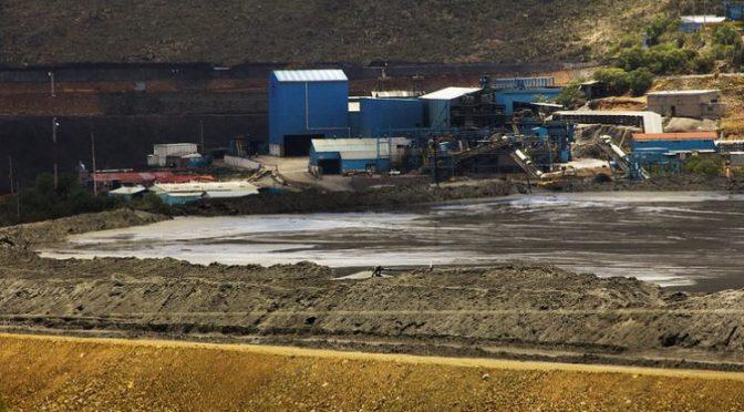 Aguascalientes: Minas acaban con el agua de Tepezalá (Newsweek)