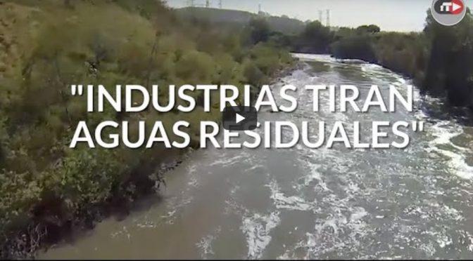 México: De norte a sur, empresas vierten aguas residuales sin permiso de la Conagua: Femsa, Lala, Nestlé… (Sinembargo)