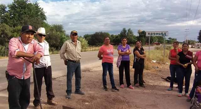Sonora: Pelean comunidades por agua (Diario El Yanqui)