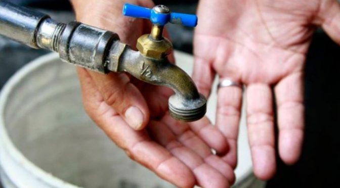 Cortarán suministro de agua a 88 colonias de Puebla (El Popular)