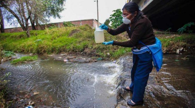 Puebla: Suciedad del río Metlapanapa viene de otros municipios: activista (El Popular)