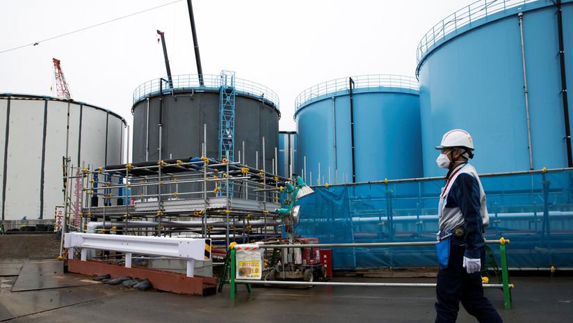 Japón afirma que es seguro liberar el agua contaminada de Fukushima al Pacífico (RT)