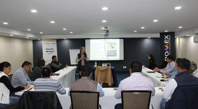 Edomex: Concluyen CAEM, CONAGUA y ANEAS cursos de capacitación de la escuela del agua 2019 (El Informante)