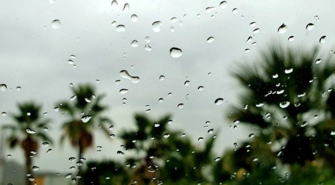 Se esperan hasta 100 milímetros de agua por lluvias (El ImparciaL)