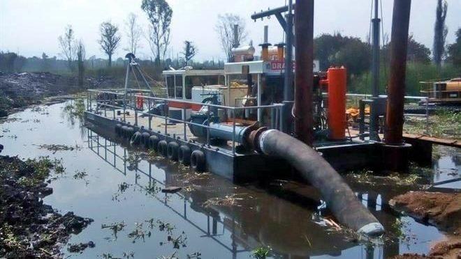 CDMX: Limpian con 50 mdp lagos de Xochimilco (Reforma)