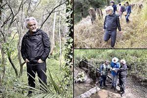 CDMX: Van al rescate del Bosque de Chapultepec (Reforma)
