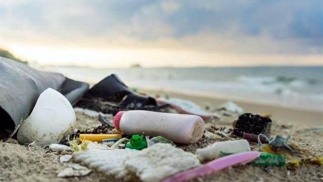 CDMX: Urgen regular plástico por daño a mar (Reforma)