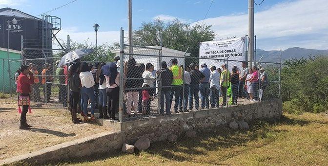 Durango: Entregan equipo de bombeo de agua (El Siglo de Durango)