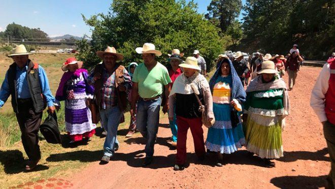 Estado de México: rebelión mazahua (Proceso)
