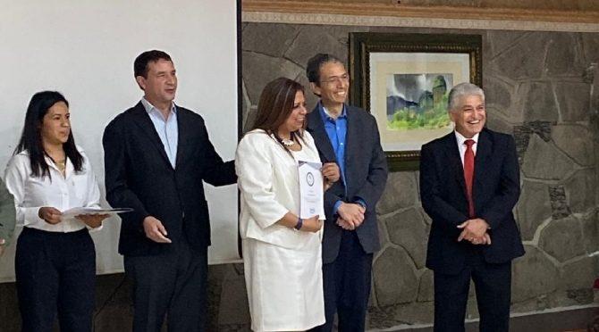 Toluca: Reconoce Banco Interamericano de Desarrollo al Organismo Agua y Saneamiento del estado (El Valle)