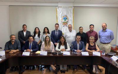 Guanajuato: Comparten experiencias en operación de plantas de tratamiento de aguas residuales (ReporteBajío.com)