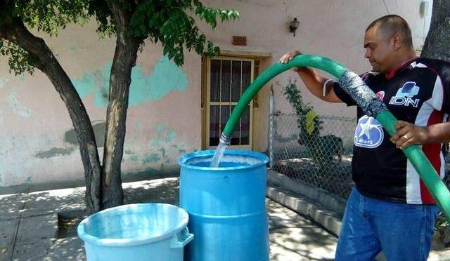 Ha distribuido Conagua 17 millones de litros de agua (El Sol de San Luis)