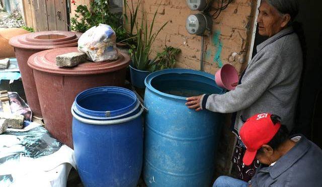 Inconformes, con corte de agua (El Sol de Tijuana)