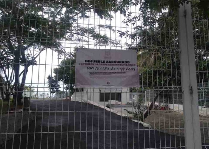 Asegura Fiscalía de Nayarit la planta de tratamiento de Sayulita (Tribuna)